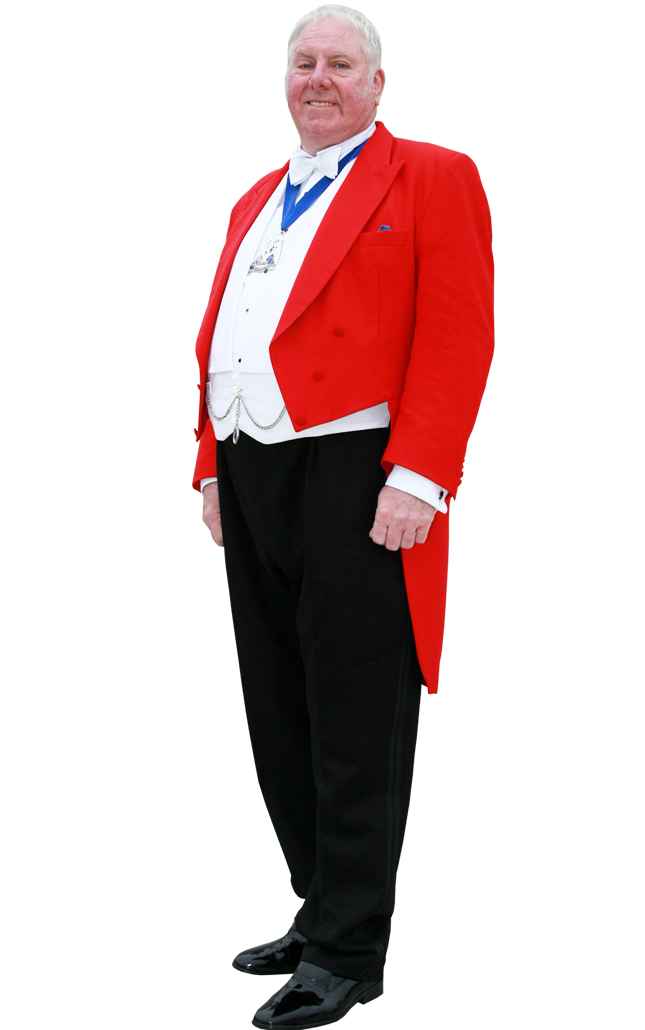 Michael Fieldhouse - Professional Toastmaster